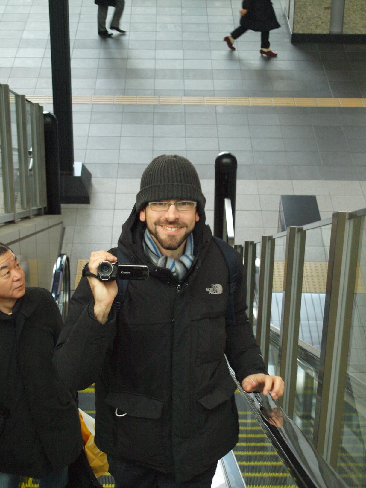 I LOVE OSAKA ★★新しくなった JR大阪駅をチェックー日本滞在記_c0179785_18315369.jpg