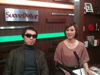 1月の「Suono Dolce 〜 Tokyo After 6 」_e0123401_053553.jpg