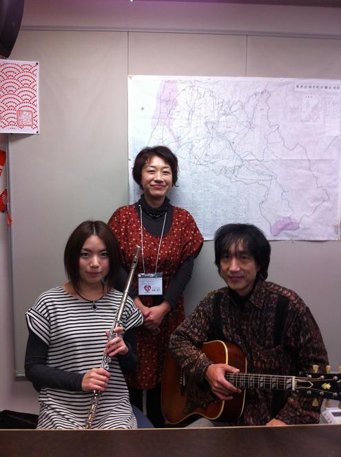フルートとギターのマリアージュ☆_a0126418_1724322.jpg