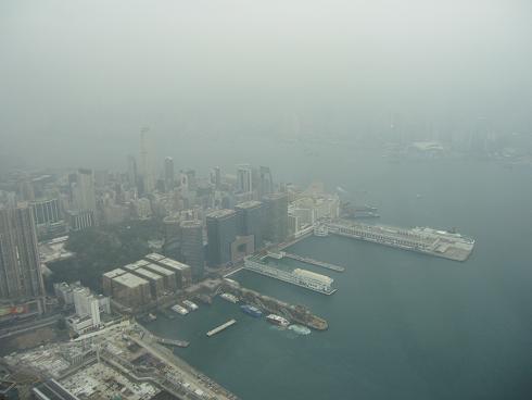 Day1:香港へ、Sky100_d0026830_18502790.jpg