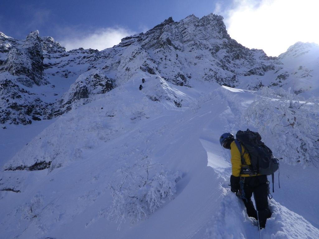 横岳西壁/石尊稜_b0133032_0352311.jpg