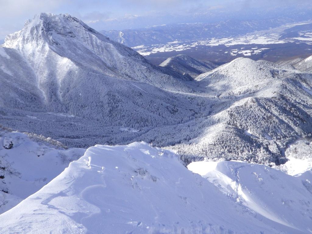 横岳西壁/石尊稜_b0133032_0353762.jpg