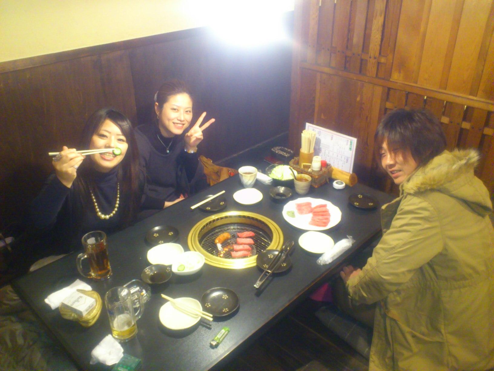 肉の会 2012 新年会_f0151639_1041168.jpg