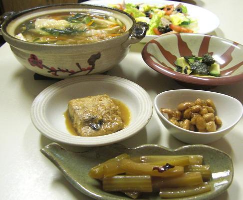 ようやく食べた...鯖の味噌煮。_c0119140_1455155.jpg