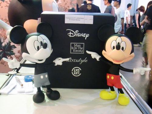 Disney x CLOT x MINDstyle = 3 Eyed Mickey_a0077842_22311814.jpg