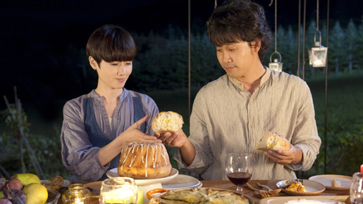 分け合う、こと。 : yukikomishimafilm