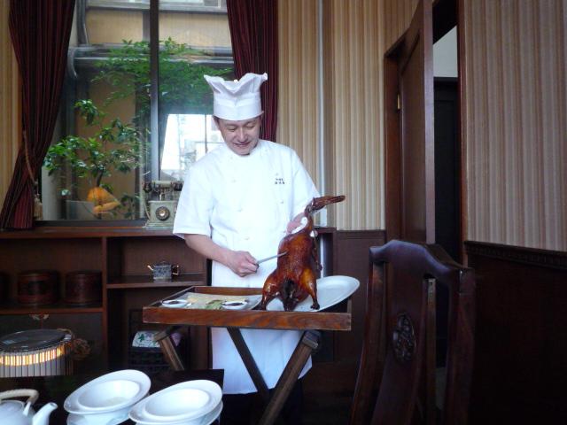 大傳月軒・美味しい中華と野村エミさんの着姿。_f0181251_1536134.jpg
