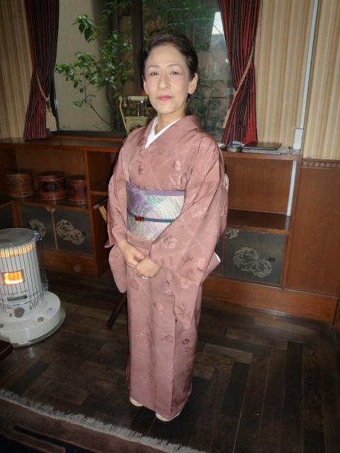 大傳月軒・美味しい中華と野村エミさんの着姿。_f0181251_15484674.jpg