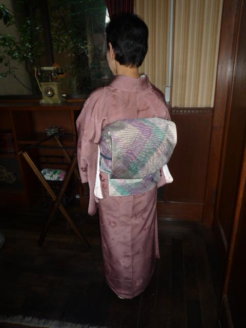 大傳月軒・美味しい中華と野村エミさんの着姿。_f0181251_15491311.jpg