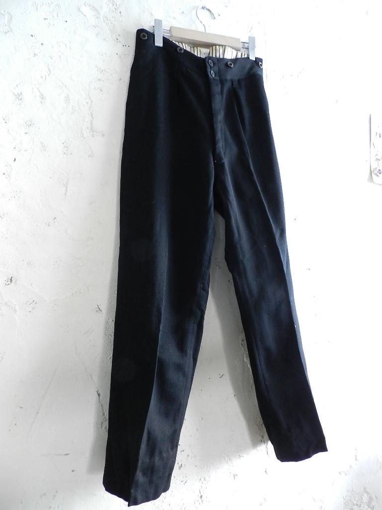 30~40`s french vintage slacks_f0226051_1220142.jpg