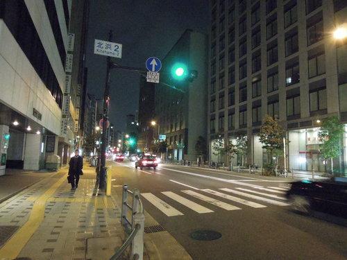 御堂筋イルミネーション・ライトアップ ナイトサイクリング _d0174462_1355358.jpg