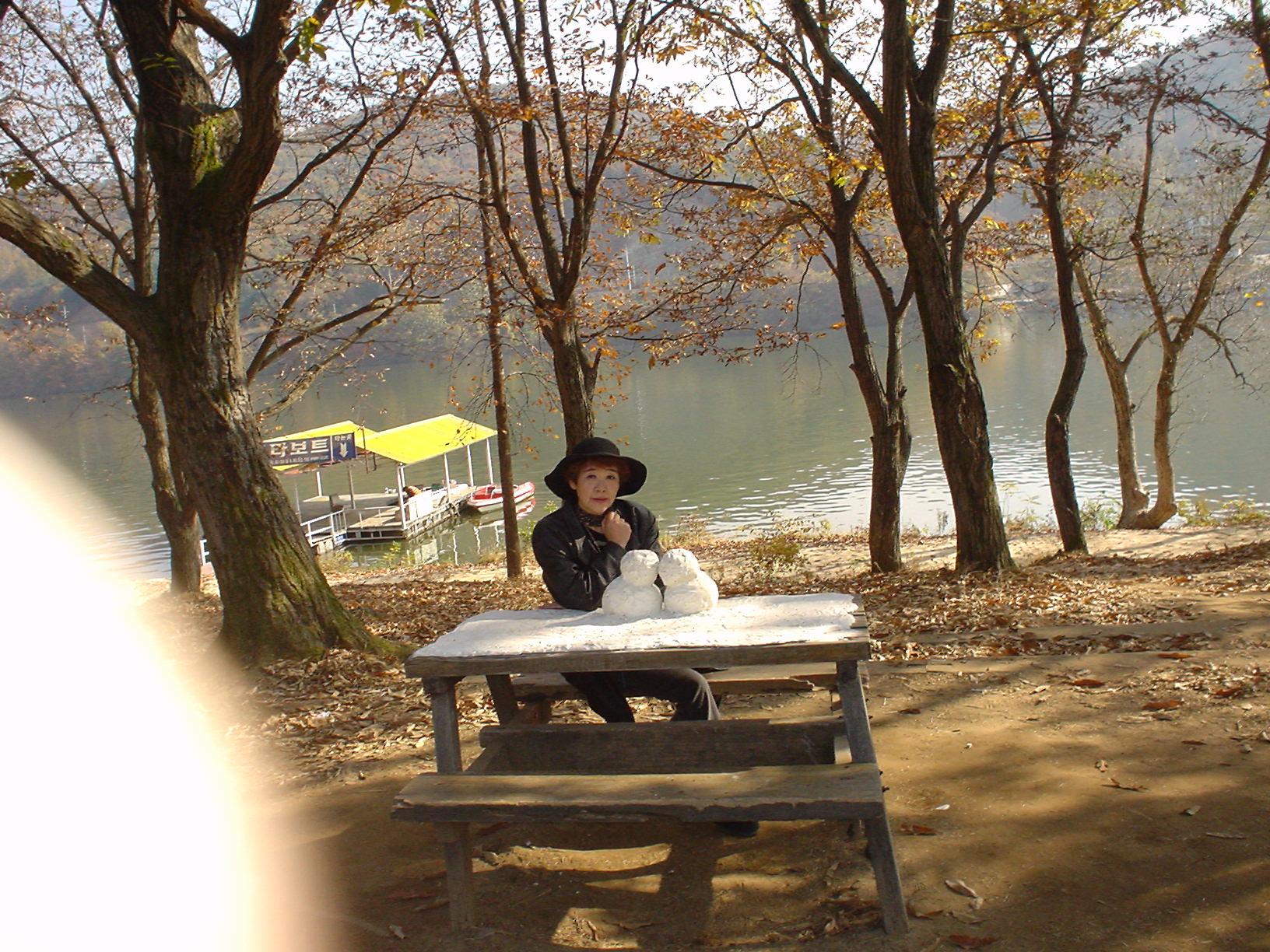 韓国、初旅行!冬ソナ!ツアー!懐かしい~!_d0060693_20213382.jpg
