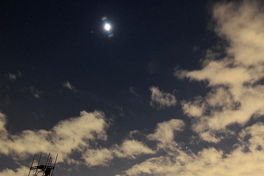 自宅近所のヤマガラ/月・木星・金星_b0024798_10173218.jpg