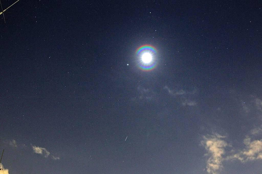 自宅近所のヤマガラ/月・木星・金星_b0024798_10473615.jpg