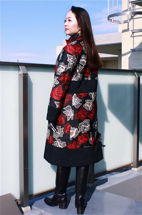 麗しの薔薇「乙桐」!初激写〜☆_f0170519_17111679.jpg