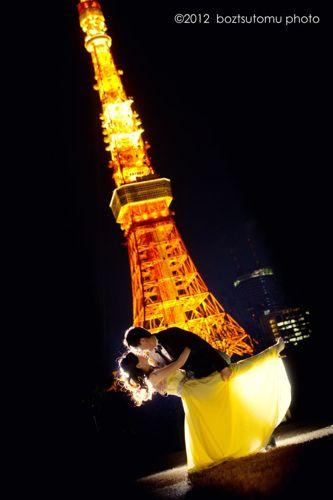 東京タワーとダンスを_c0043737_16534635.jpg