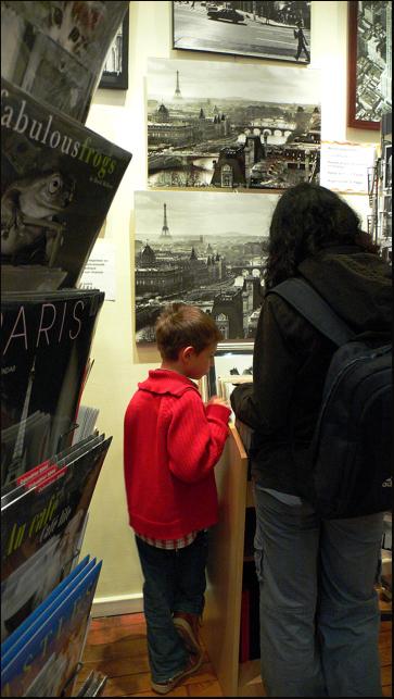 ☆回想のわが巴里の街 Memoires du Voyage Paris2005 その二_a0031363_23505657.jpg