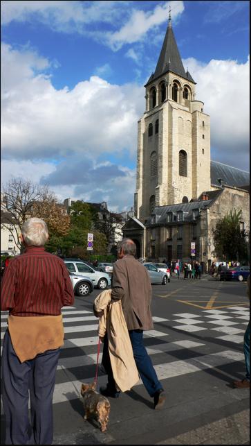 ☆回想のわが巴里の街 Memoires du Voyage Paris2005 その二_a0031363_2355649.jpg