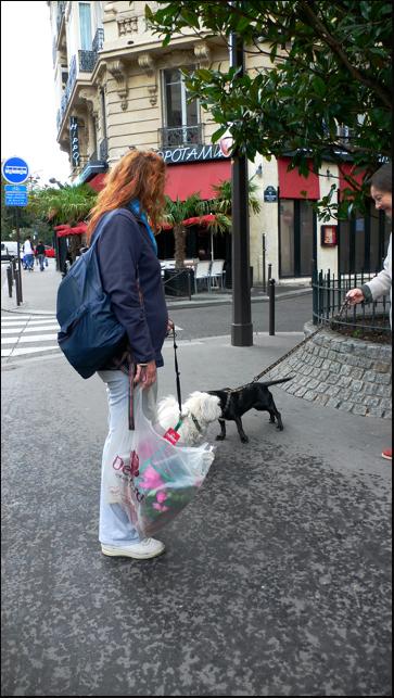 ☆回想のわが巴里の街 Memoires du Voyage Paris2005 その二_a0031363_23565861.jpg