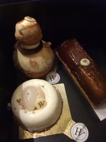 Parisのお菓子   HUGO&VICTOR_f0127281_1437699.jpg
