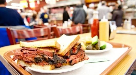 あのザガットが選んだ地元ニューヨークを代表する9つの食事_b0007805_343697.jpg