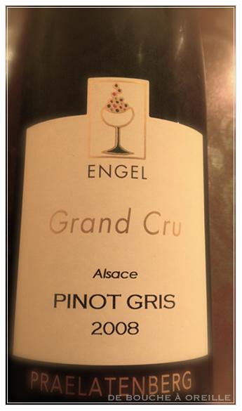 Vin d\'Alsace - Domaine Engel Pinot Gris 2008 -_d0184921_14333658.jpg