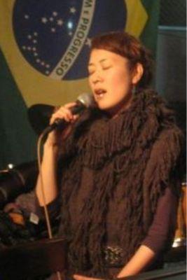 牧田正昭&鮫島直美LIVE@デジャヴ_d0168331_8592338.jpg