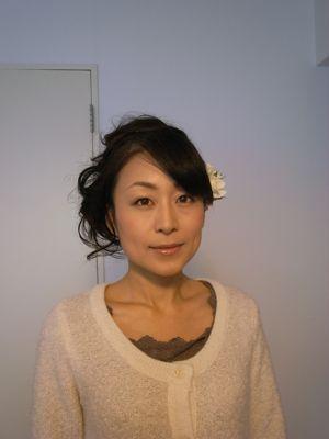 オトナ可愛いヘアアレンジ_c0043737_9332314.jpg