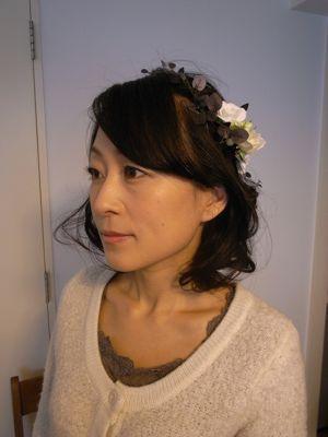 オトナ可愛いヘアアレンジ_c0043737_9443667.jpg