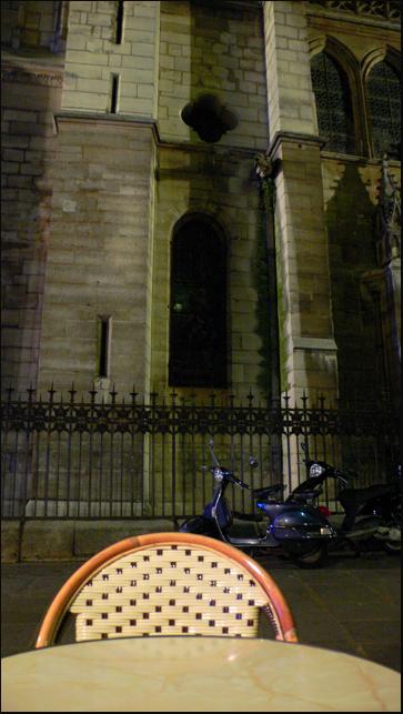 ☆回想のわが巴里の街 Memoires du Voyage Paris2005 その二_a0031363_014259.jpg