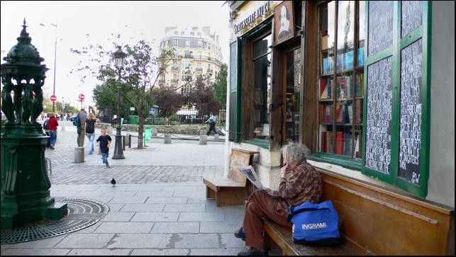 ☆回想のわが巴里の街 Memoires du Voyage Paris2005 その二_a0031363_0151917.jpg