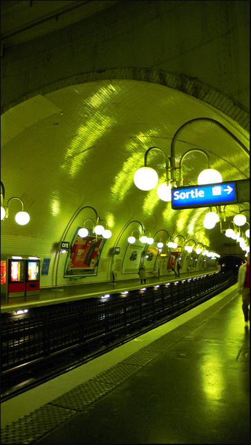 ☆回想のわが巴里の街 Memoires du Voyage Paris2005 その二_a0031363_0183023.jpg