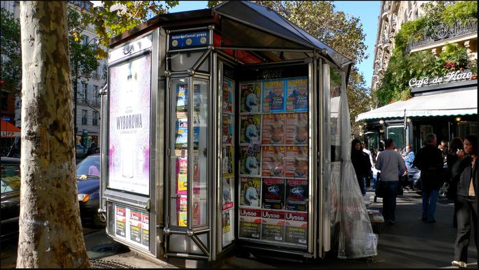 ☆回想のわが巴里の街 Memoires du Voyage Paris2005 その二_a0031363_0354555.jpg