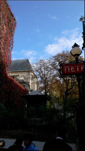 ☆回想のわが巴里の街 Memoires du Voyage Paris2005 その二_a0031363_042487.jpg