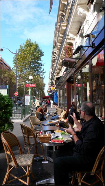☆回想のわが巴里の街 Memoires du Voyage Paris2005 その二_a0031363_0431026.jpg