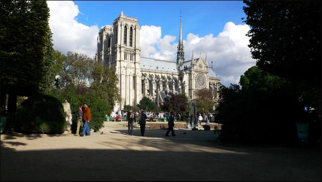 ☆回想のわが巴里の街 Memoires du Voyage Paris2005 その二_a0031363_09497.jpg