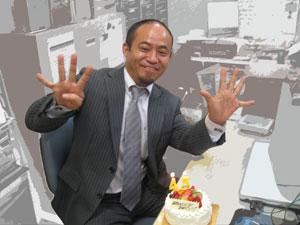 Happy Birthday ♪_e0251265_1211379.jpg