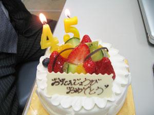 Happy Birthday ♪_e0251265_1271260.jpg