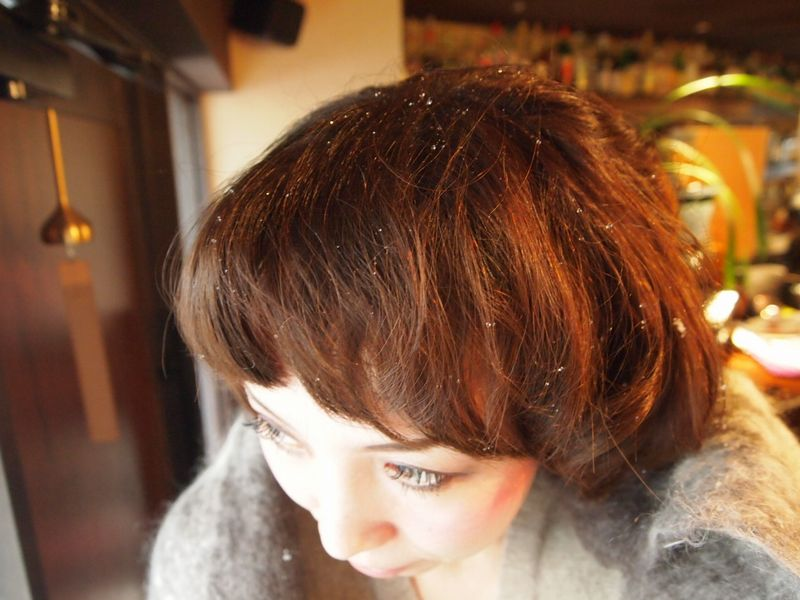 大阪にも粉雪の日。_a0050302_622610.jpg