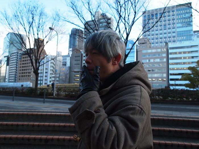 大阪にも粉雪の日。_a0050302_62943100.jpg