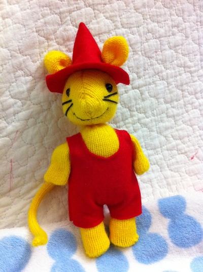 怪獣たちとお人形さんたち_b0116902_9413062.jpg