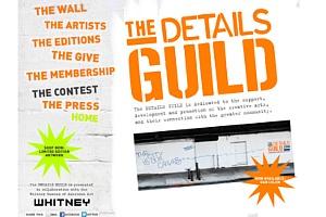 ニューヨークのアーティスト支援プロジェクト The Details Guild_b0007805_103993.jpg