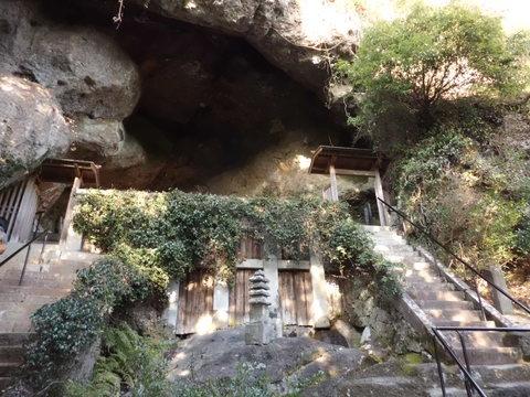 霊巌洞(雲巌禅寺)の「奥の院」_b0228113_23131331.jpg