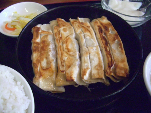 美味しい餃子食べたいです。_e0173239_1135894.jpg