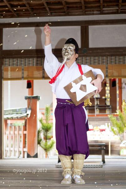 手向山八幡宮 おんだ祭 Onda ceremony_e0245846_22331845.jpg