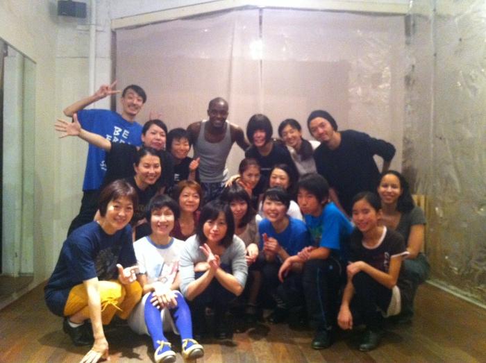 Joseph Wiggan Special WS !!!!初レポート(水野)_f0137346_181554.jpg