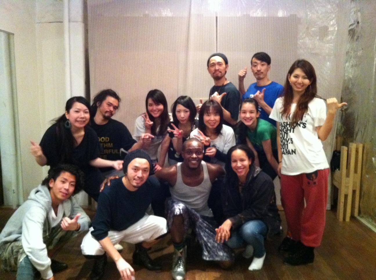 Joseph Wiggan Special WS !!!!初レポート(水野)_f0137346_182930.jpg