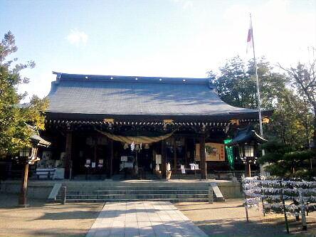 FLC日記 菊池神社その2_a0254656_14225427.jpg
