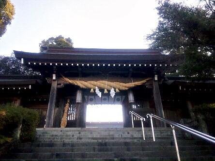 FLC日記 菊池神社その2_a0254656_14405670.jpg