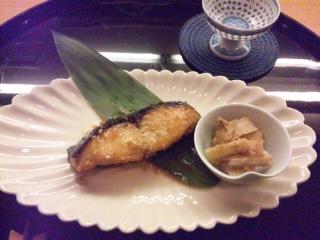 和食屋さんのキーマカレー_e0159969_19504213.jpg